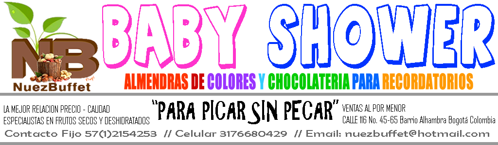 recordatorios diferentes y originales para baby shower